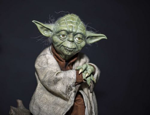 Coaching Lessons from Yoda in celebration with International Coach Week